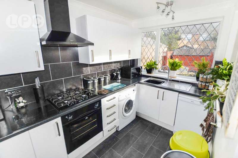 2 Bedrooms Terraced House for sale in The Chilterns, Allesley Park, Coventry, CV5