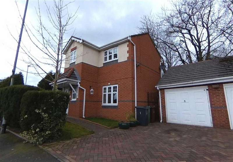 3 Bedrooms Detached House for sale in Laureate Way, Denton, Manchester
