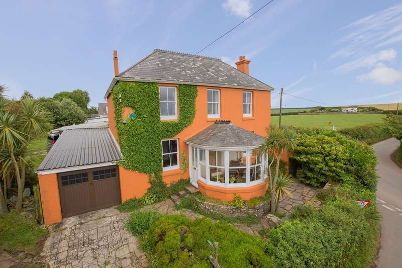 3 Bedrooms Detached House for sale in Kingsbridge , Devon