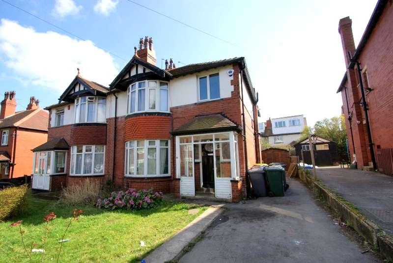 6 Bedrooms Semi Detached House for rent in Becketts Park Crescent, Headingley, Leeds