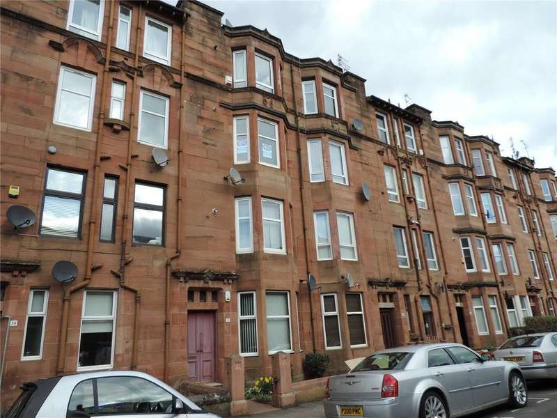 1 Bedroom Flat for sale in 1/2, 34 Garry Street, Glasgow, Lanarkshire, G44