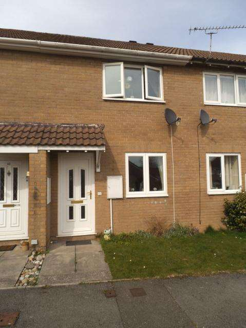 2 Bedrooms Terraced House for sale in Heol Castell Coety, Litchard, Bridgend CF31