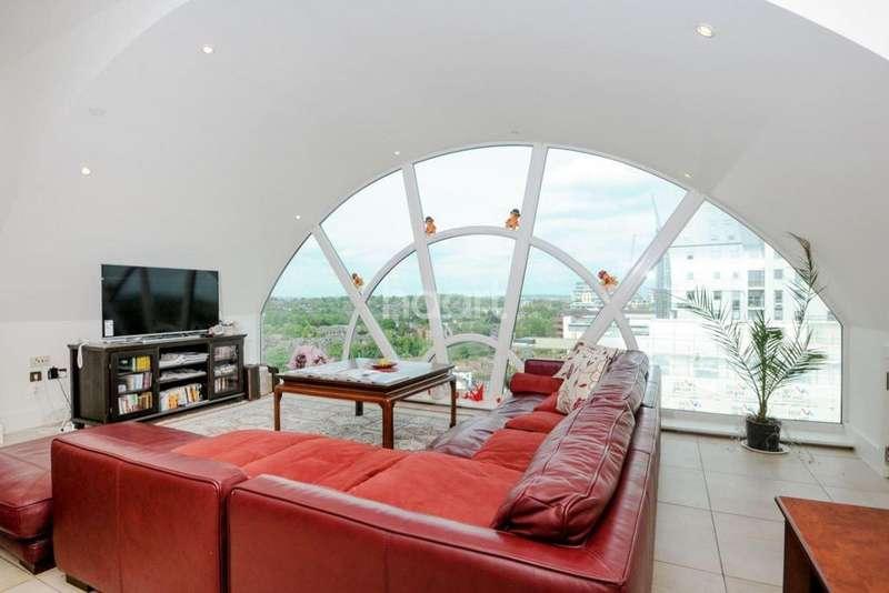 2 Bedrooms Flat for sale in Cavalier House, Uxbridge Road, W5