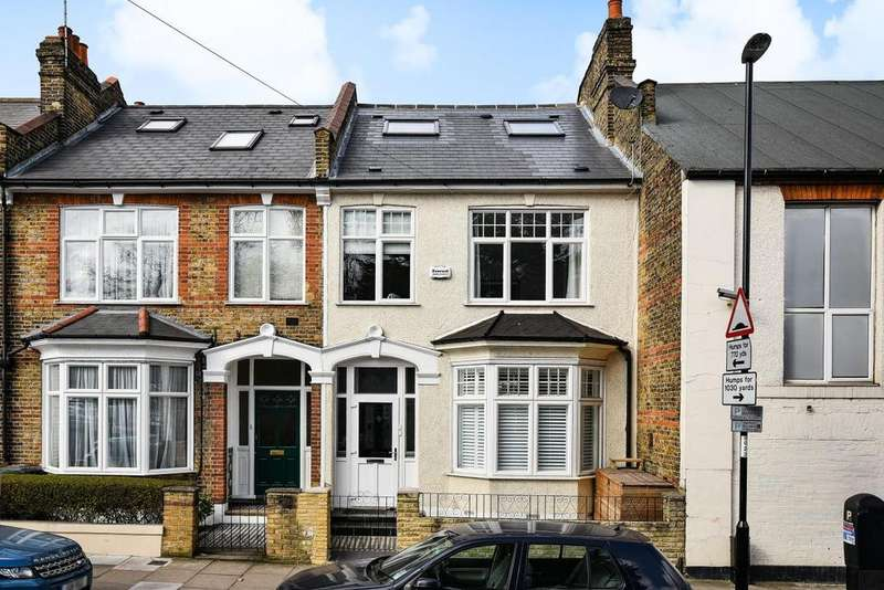 4 Bedrooms Terraced House for sale in George Lane, Hither Green