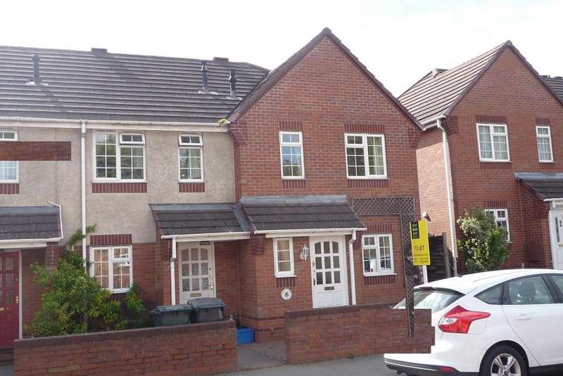 3 Bedrooms End Of Terrace House for rent in 52 Park Street Shifnal, 52 Park Street