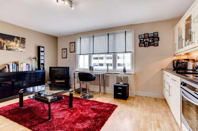 1 Bedroom Apartment Flat for sale in Cannon Place, Brighton