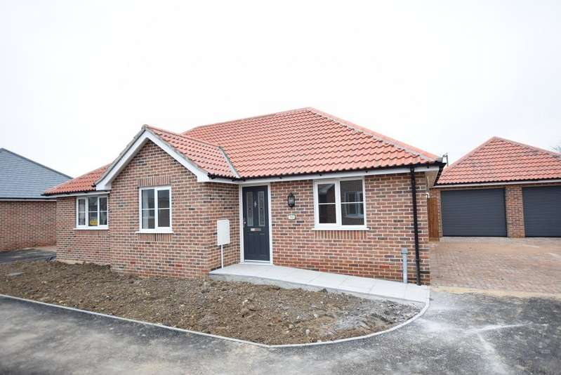 3 Bedrooms Detached Bungalow for sale in Whitegates Court, Holland Road, Little Clacton, Clacton-on-Sea CO16