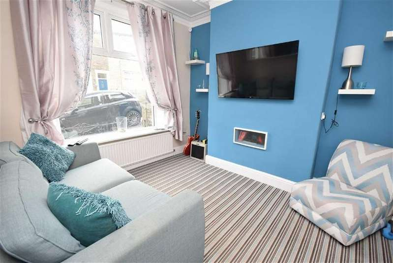 2 Bedrooms Terraced House for sale in Pilgrim Street, Nelson, Lancashire