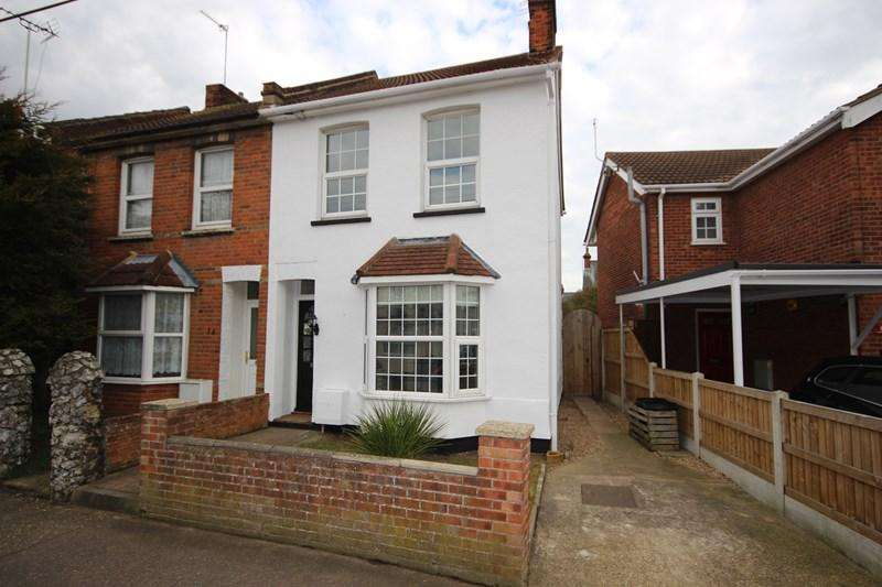 3 Bedrooms End Of Terrace House for sale in Dudley Road, Clacton-On-Sea