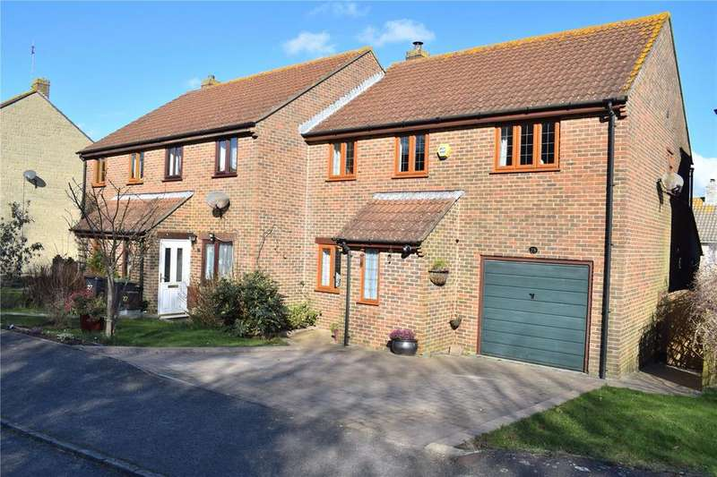 4 Bedrooms End Of Terrace House for sale in Springfield, Puncknowle, Dorchester, Dorset
