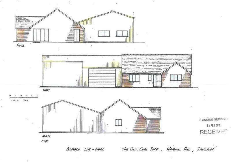 3 Bedrooms Detached House for sale in Old Windmill Hill, Stoulton, Worcestershire, WR7