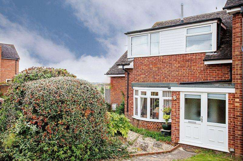 3 Bedrooms Terraced House for sale in Vicarage Close, Steeple Claydon