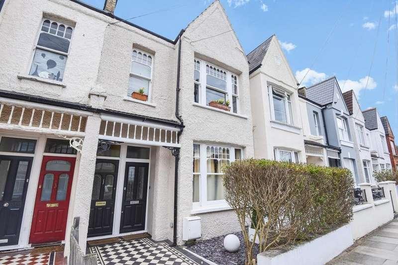 2 Bedrooms Maisonette Flat for sale in Heythorp Street, Southfields