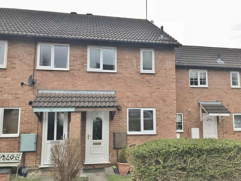2 Bedrooms Terraced House for sale in Bayleaf Avenue, Swindon