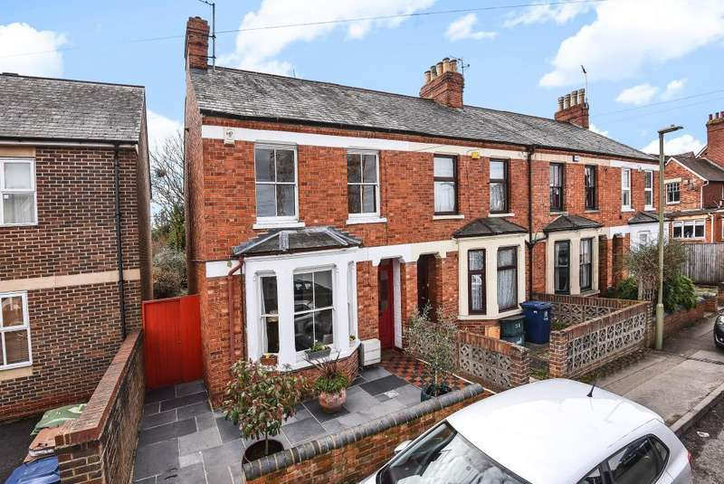 3 Bedrooms House for sale in Charles Street, Oxford, OX4