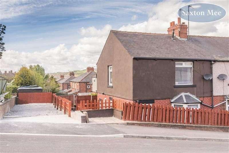 3 Bedrooms Semi Detached House for sale in Marsden Road, Stocksbridge, Sheffield, S36