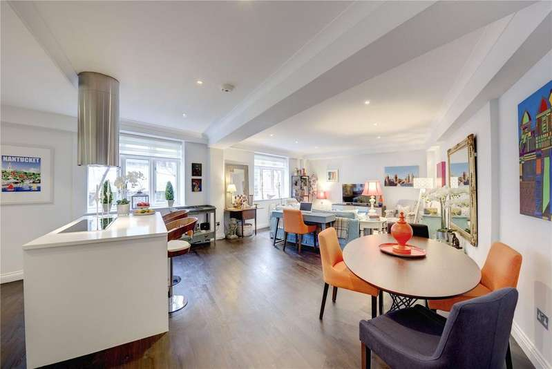 2 Bedrooms Apartment Flat for sale in East Harding Street, City Of London, EC4A