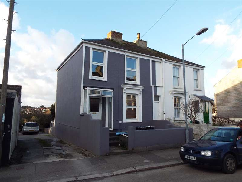 5 Bedrooms Semi Detached House for rent in Waterloo Road, Falmouth