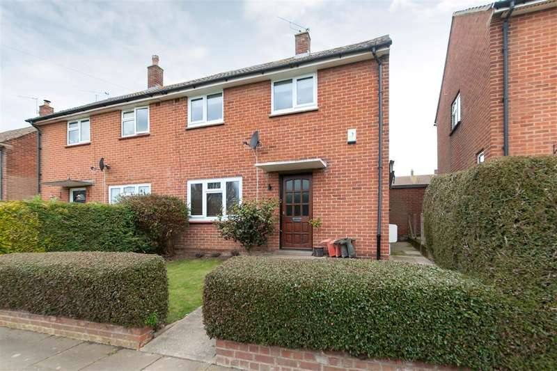 2 Bedrooms Semi Detached House for sale in Shipman Avenue, Canterbury