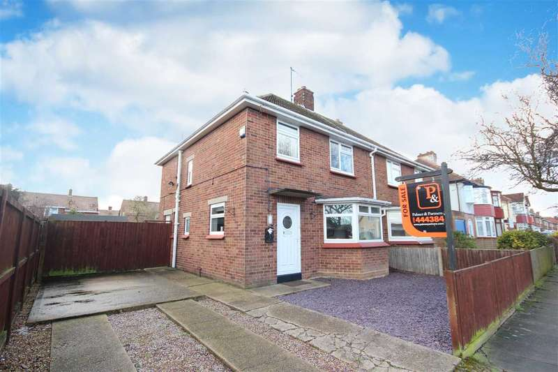 3 Bedrooms Semi Detached House for sale in Thornbury Road, Clacton-on-Sea