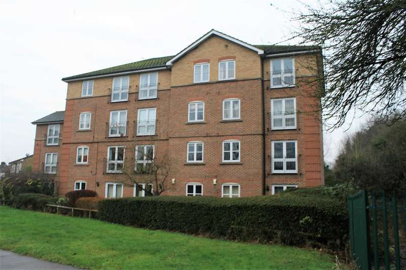 2 Bedrooms Apartment Flat for sale in Creance Court, Seymour Street, Chelmsford