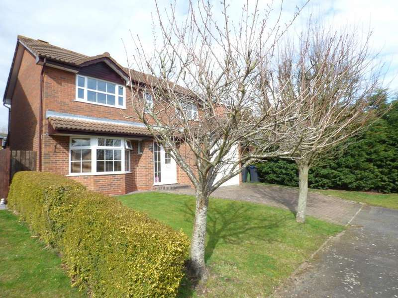 4 Bedrooms Detached House for sale in Broadmeadow Lane, Stratford-Upon-Avon