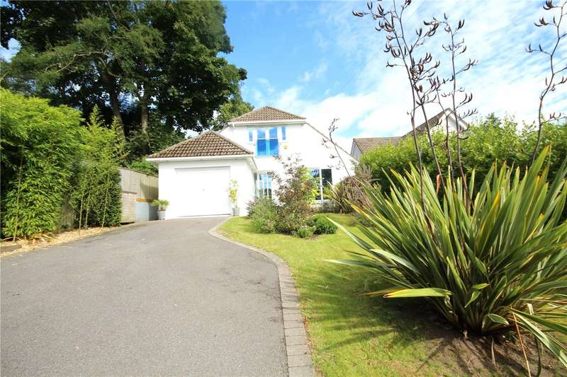 4 Bedrooms Detached House for sale in Glengariff Road, Lower Parkstone, Poole, Dorset, BH14