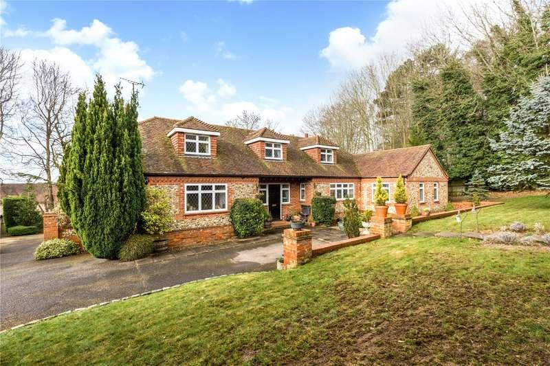 5 Bedrooms Detached House for sale in Blind Lane, Bourne End, Buckinghamshire, SL8
