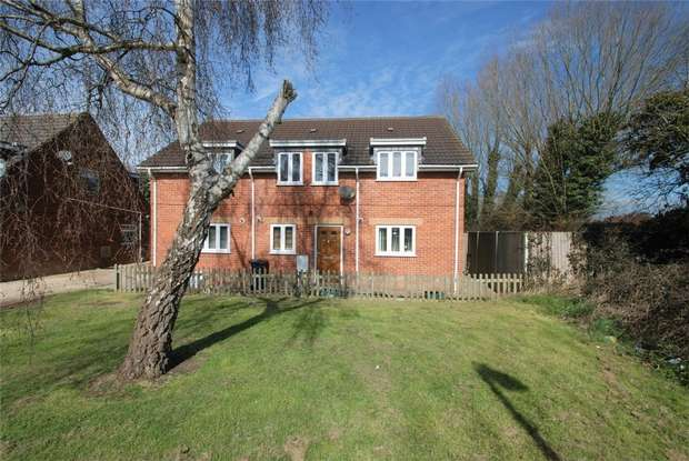 2 Bedrooms Terraced House for sale in Braydon Avenue, Little Stoke, Bristol, Gloucestershire