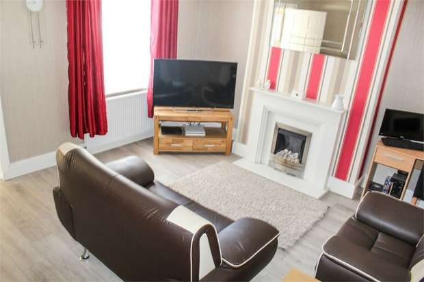 2 Bedrooms Terraced House for sale in Liverpool Road, Burnley, Lancashire