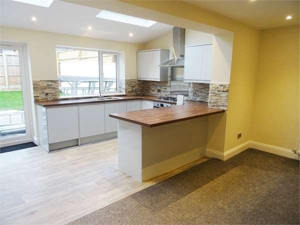 4 Bedrooms End Of Terrace House for sale in Bourne Road, Bristol