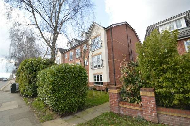 2 Bedrooms Flat for sale in Chelburn Court, Cale Green, Stockport, Cheshire