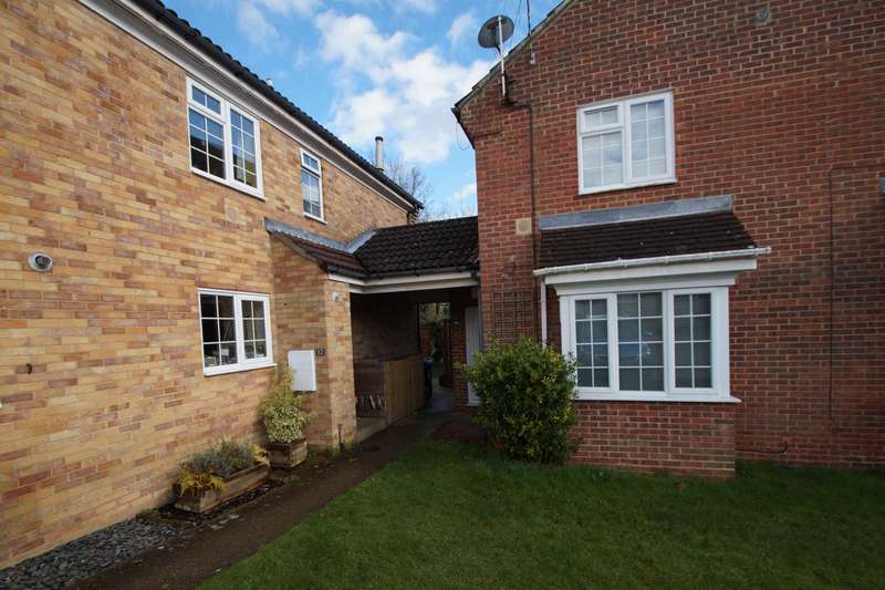 2 Bedrooms Cluster House for sale in The Shrubbery, Hemel Hempstead
