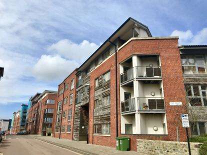 1 Bedroom Flat for sale in The Plaza, Anvil Street, Bristol