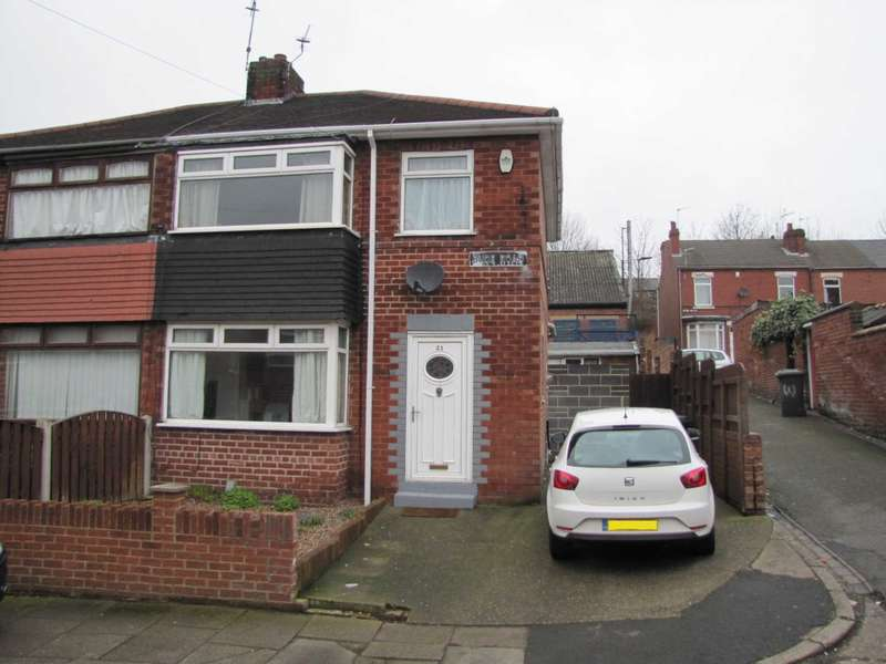3 Bedrooms Semi Detached House for sale in Bude Road, Balby