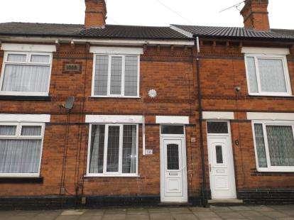 2 Bedrooms Terraced House for sale in Regent Street, Sutton In Ashfield, Nottinghamshire, Notts