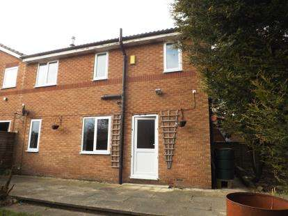 2 Bedrooms Terraced House for sale in Priory Close, Heaton With Oxcliffe, Morecambe, Lancashire, LA3