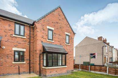 3 Bedrooms Semi Detached House for sale in Taylor Road, Hindley Green, Wigan, Greater Manchester, WN2