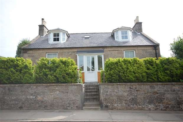 4 Bedrooms Detached House for sale in Moss Street, Elgin