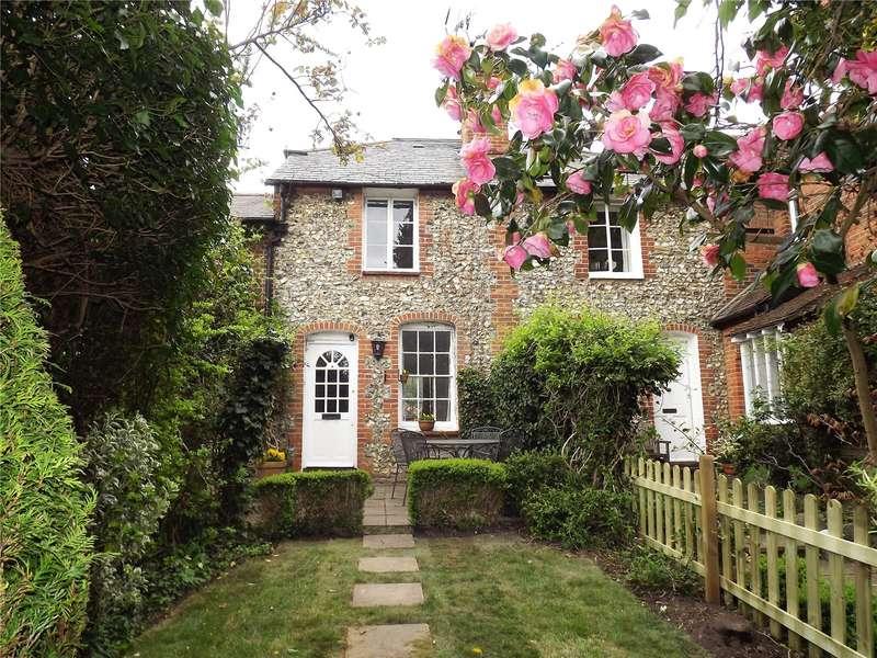 2 Bedrooms Terraced House for sale in West Street, Marlow, Buckinghamshire, SL7