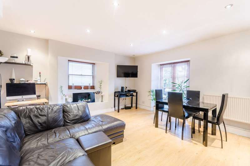 1 Bedroom Flat for sale in Highbury New Park, Highbury, N5