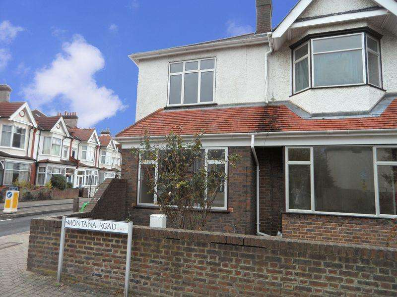2 Bedrooms End Of Terrace House for sale in Montana Road, Tooting Bec, SW17 8SN