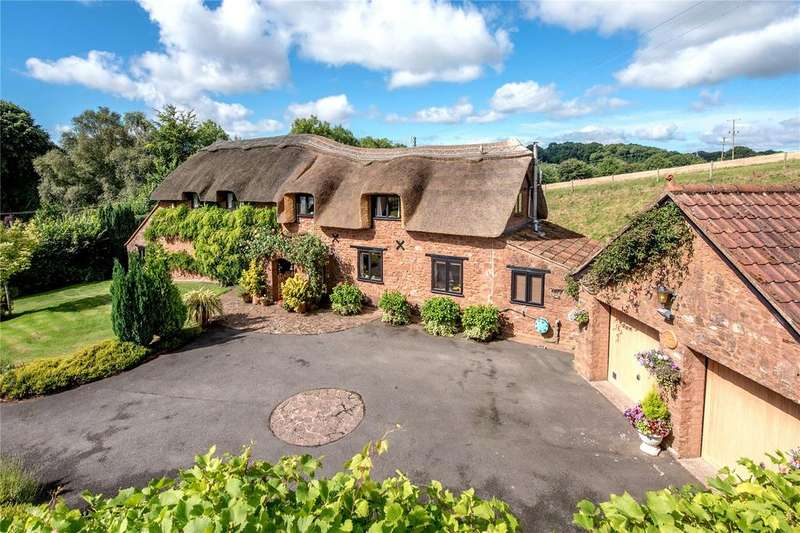 3 Bedrooms Detached House for sale in Combe Florey, Taunton, Somerset, TA4