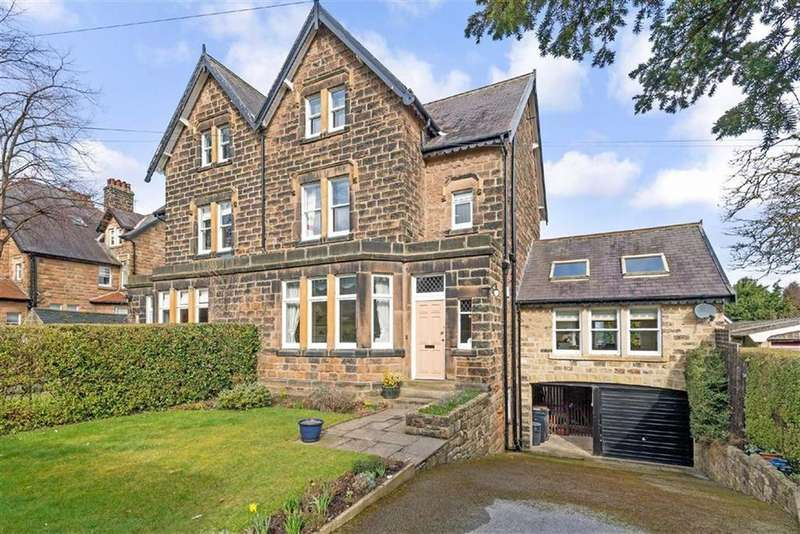 4 Bedrooms Semi Detached House for sale in Kent Road, Harrogate, North Yorkshire