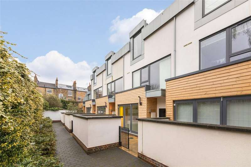 4 Bedrooms Mews House for sale in Willow Walk, Islington, London