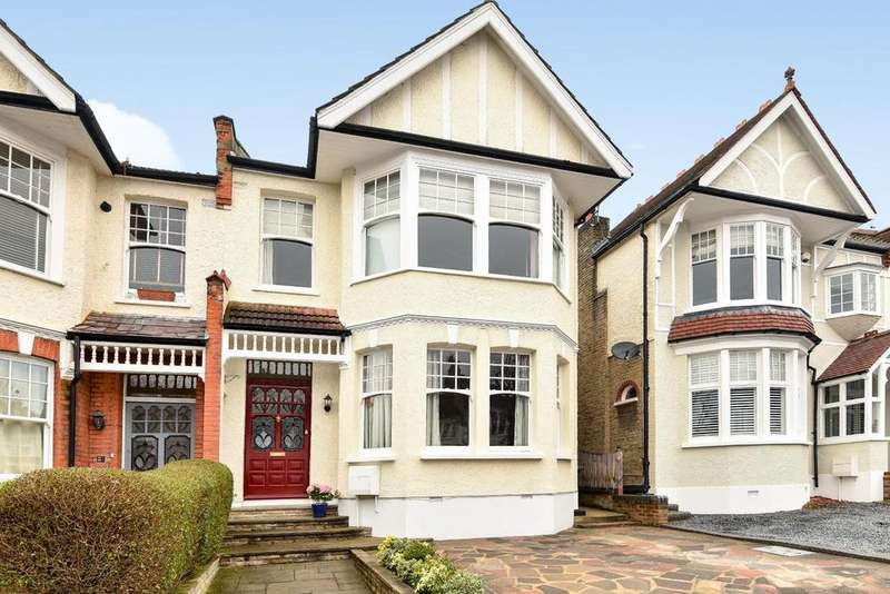 4 Bedrooms End Of Terrace House for sale in Derwent Road, Palmers Green