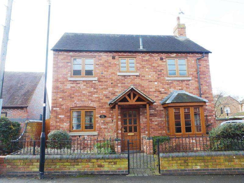 3 Bedrooms Detached House for sale in Bulls Head Yard, Alcester
