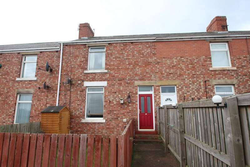 2 Bedrooms Terraced House for sale in Institute Terrace East, Pelton, Chester-le-Street