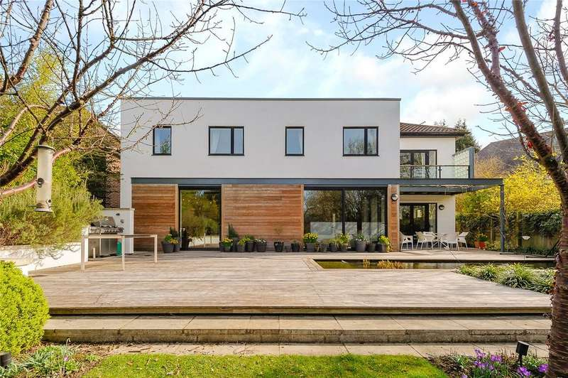 6 Bedrooms Detached House for sale in Sedley Taylor Road, Cambridge