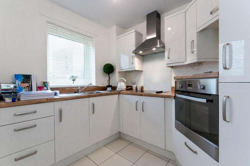 2 Bedrooms Retirement Property for sale in Apartment 9, Stillington Oaks, Stillington Road, Easingwold
